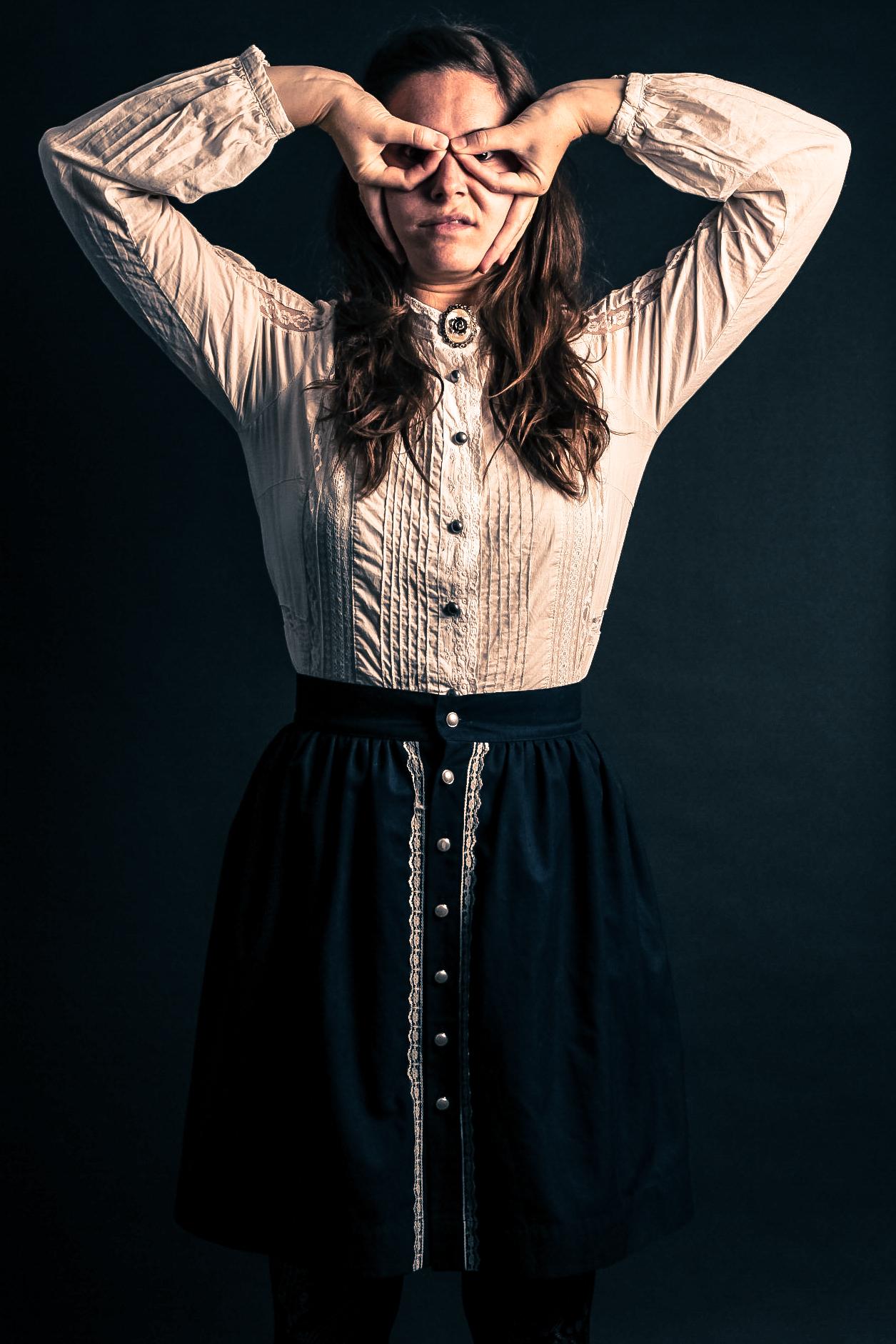 Jenny Nilsson @ Bian Photography glasögon