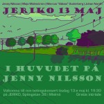 I Huvudet på Jenny Nilsson Affisch