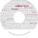 Salibambra - Salvation 3 CD