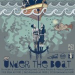 Under the Boat Affisch