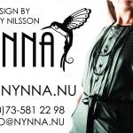 Visitkort Nynna